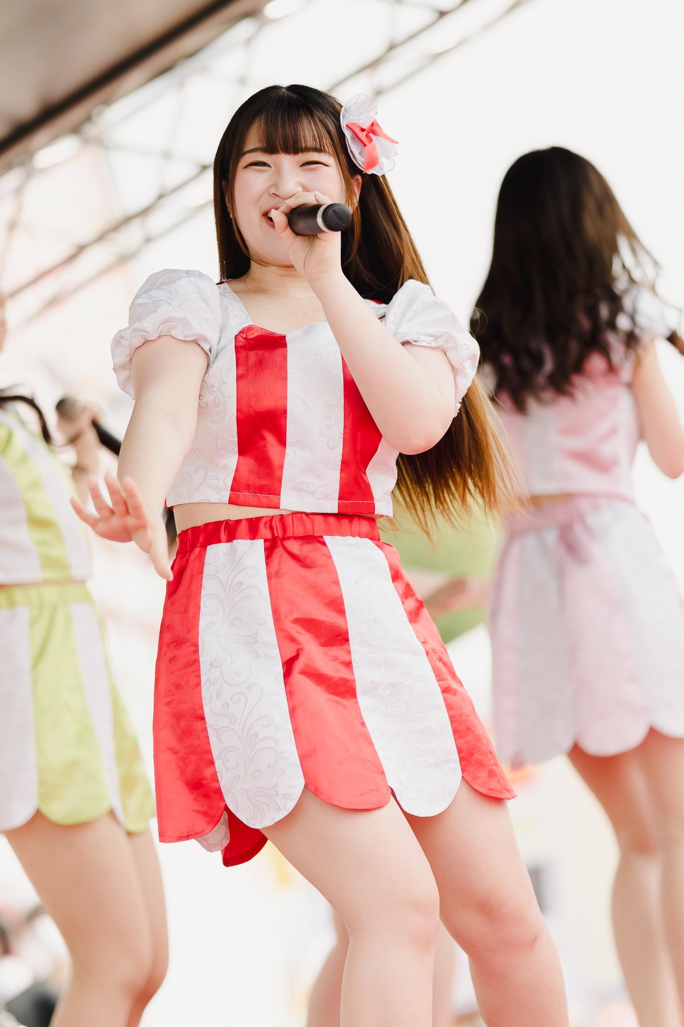 フルーティー♡ ゆい ( 杉田結衣 )   お宝百貨店万代藤野店「SUMMER FESTIVAL 2021」1日目
