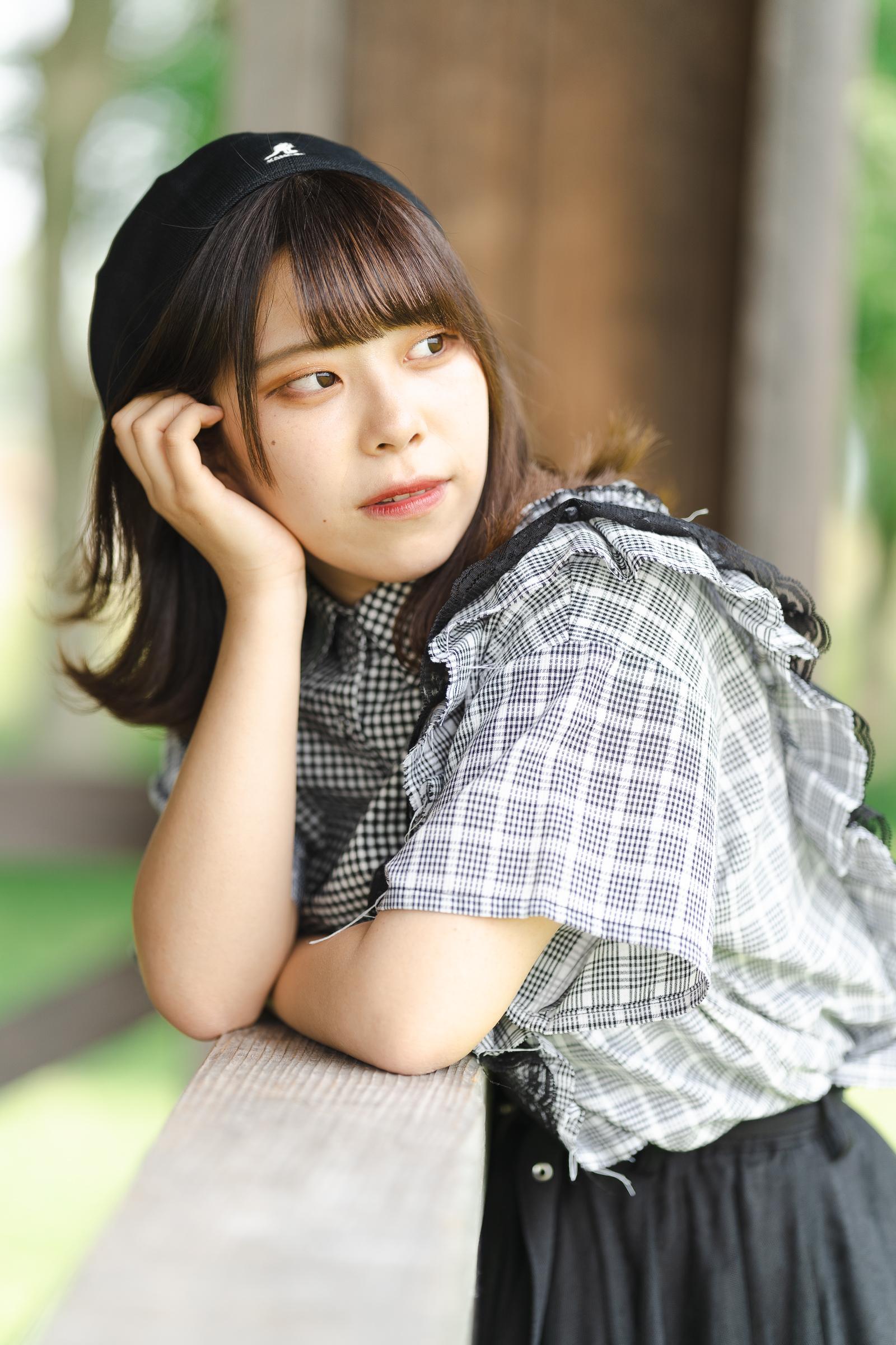 HAPPY少女♪ ここあ ( 麦谷心愛 ) | SMP 札幌モデルプロ撮影会