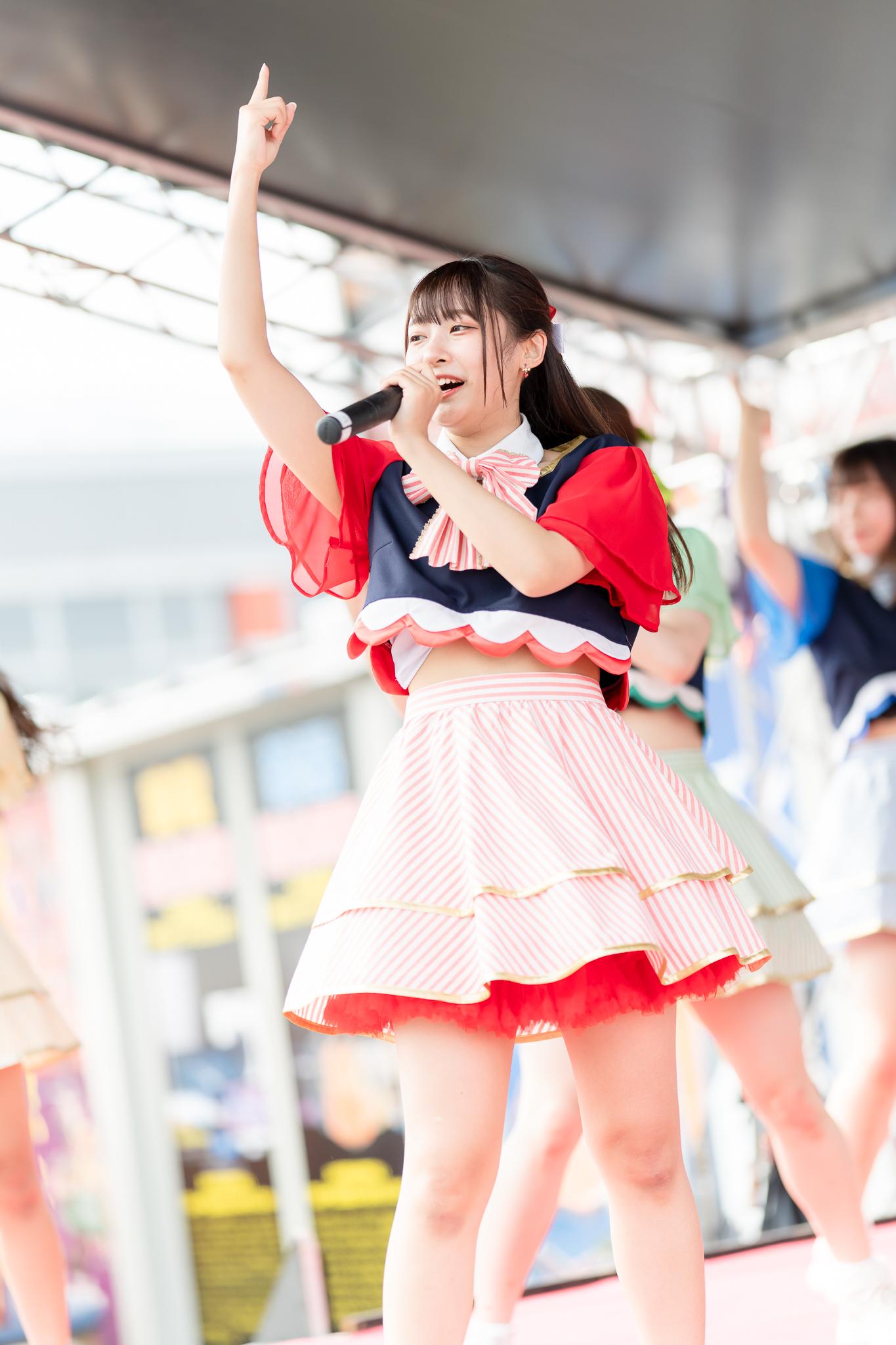 HAPPY少女♪ ちひろ ( 孫田ちひろ ) | お宝百貨店万代藤野店「SUMMER FESTIVAL 2021」2日目