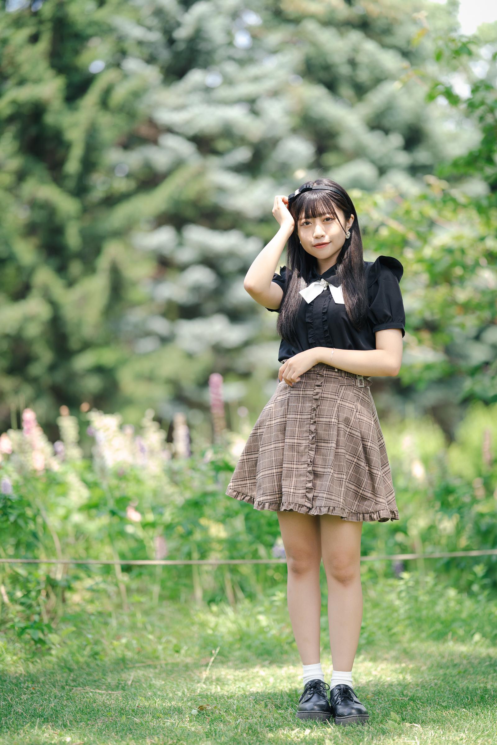 HAPPY少女♪ れいか ( 鳴海れいか )   SMP 札幌モデルプロ撮影会