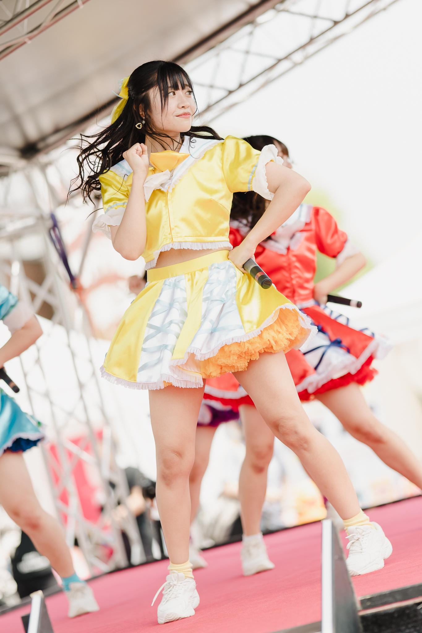 HAPPY少女♪ れいか ( 鳴海れいか ) | お宝百貨店万代藤野店「SUMMER FESTIVAL 2021」1日目