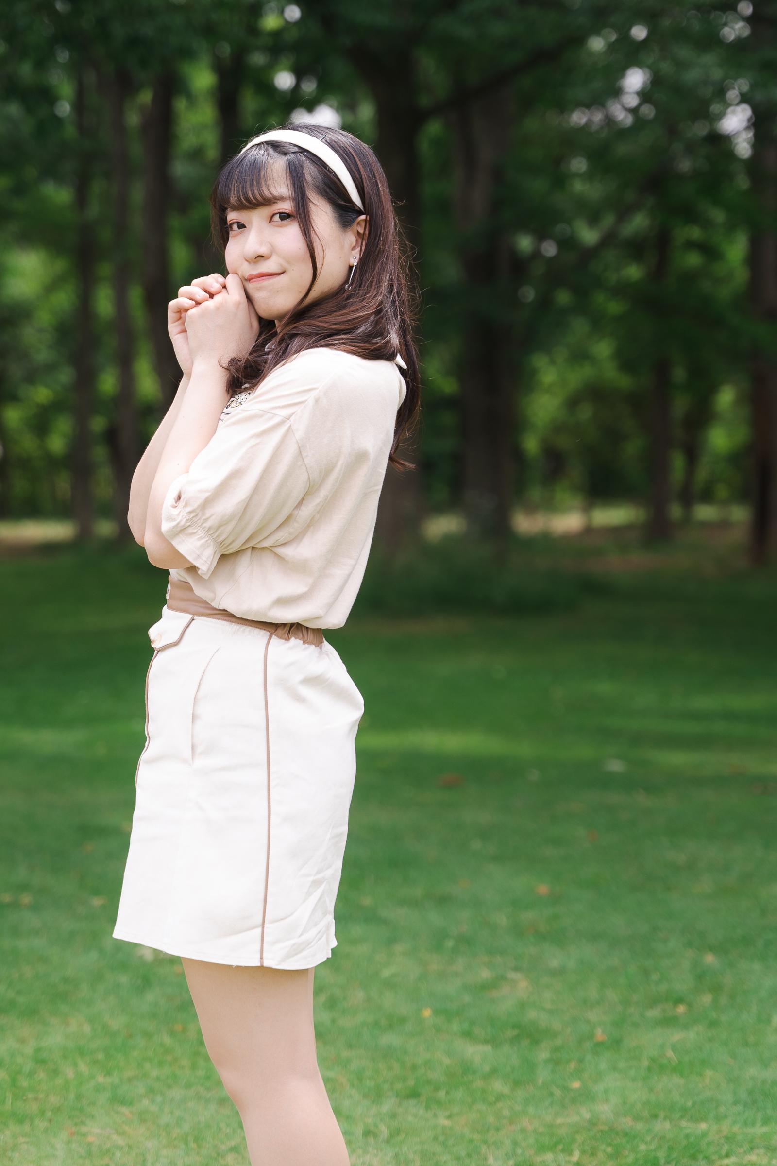 ぺろぺろきゃんでぃ🍭 るな ( 宮白琉那 )   SMP 札幌モデルプロ撮影会