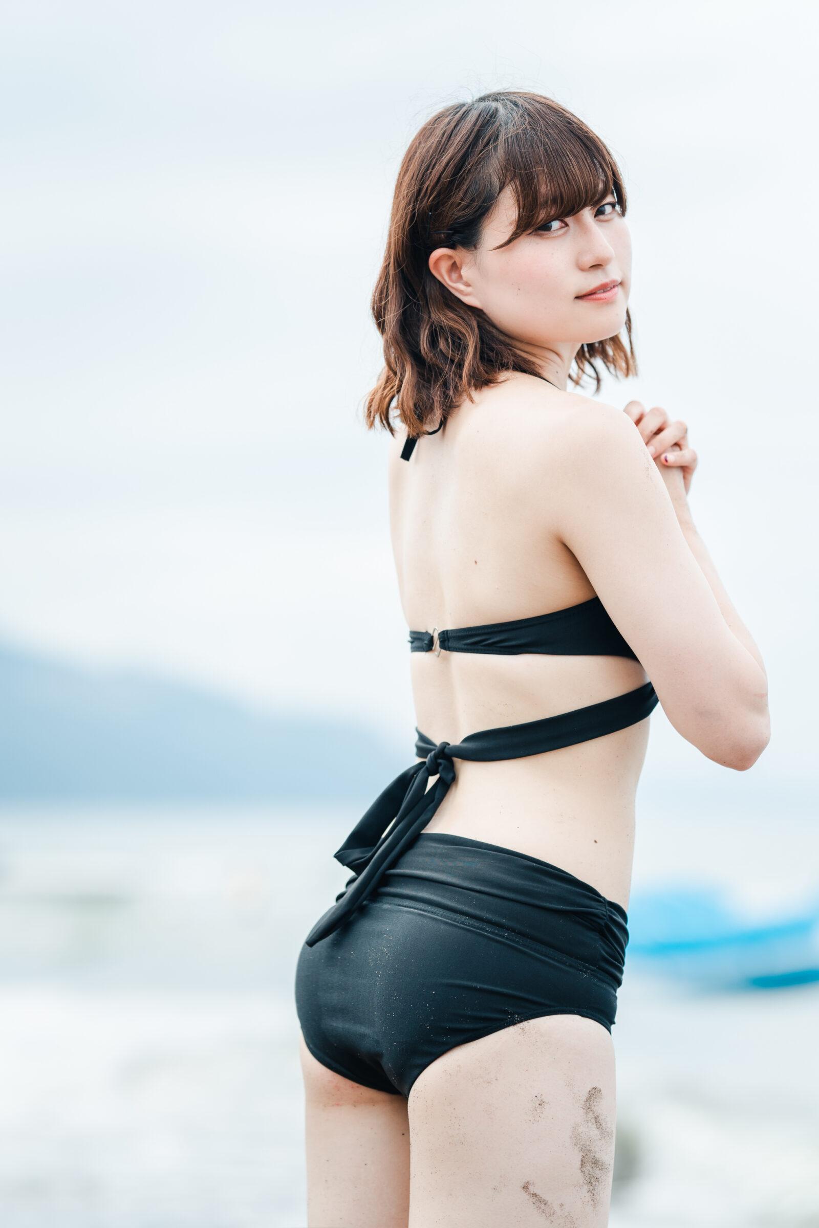 HAPPY少女♪ あゆみ ( 新谷亜由美 ) | ライブプロ海イベント2021水着撮影会